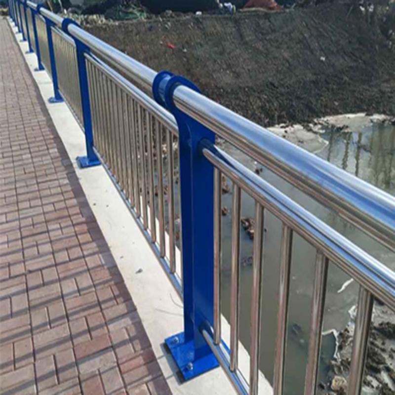 白银市政桥梁护栏厂家销售 普新金属制品