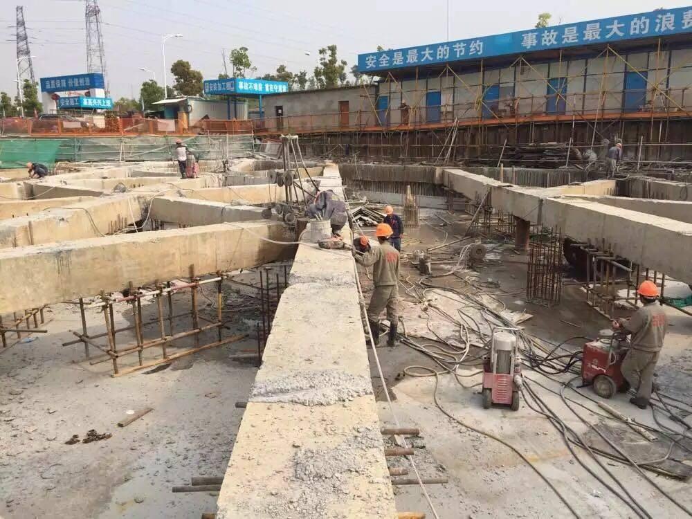 绵阳桥梁切割拆除施工方案