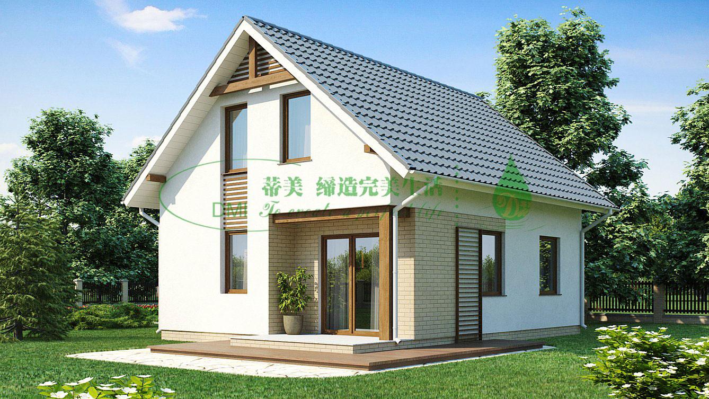 钢结构农村院排水