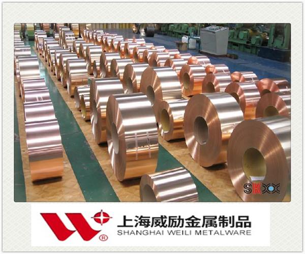 C65500硅青銅銅板型號C65500硅青銅珠海斗門厚板