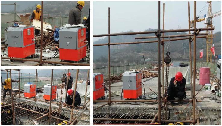 电动车下泵结构
