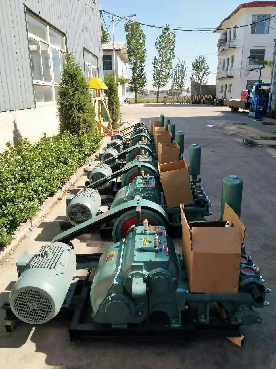 型注浆机泥浆泵为主角注浆机泥浆泵注浆机泥浆泵结构,其结构科学合理图片
