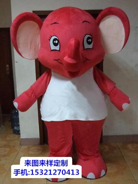 广东广州卡通人偶服装定做厂家,套头毛绒玩具专卖
