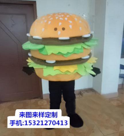 宁夏银川卡通人偶服装定制价格,商业吉祥物可清洗