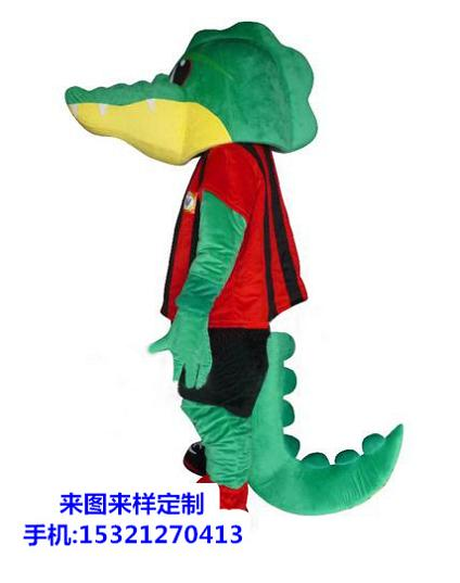 福建厦门卡通人偶服装定做厂家,大的吉祥物服饰