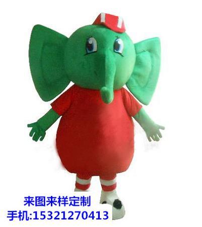 天津卡通人偶服装定做厂家,庆典吉祥物礼品