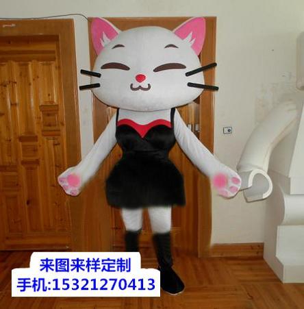天津哪里有定做卡通人偶服装的,创意毛绒公仔工期短