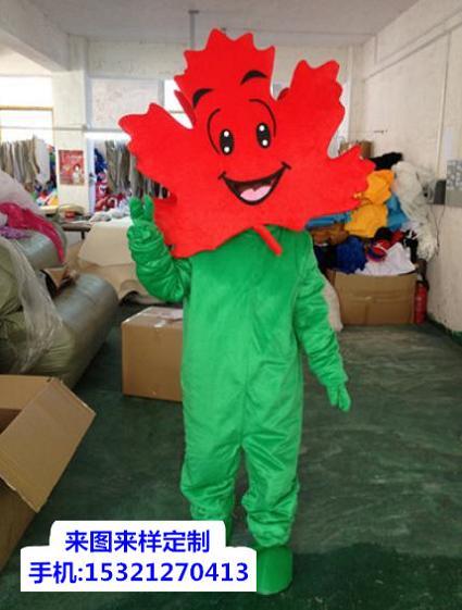 湖北武汉卡通人偶服装定做厂家,节日毛绒娃娃生产