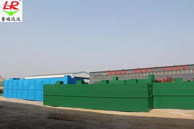 南京全順設備租賃齊齊哈爾美麗鄉村污水處理設備廠家報價