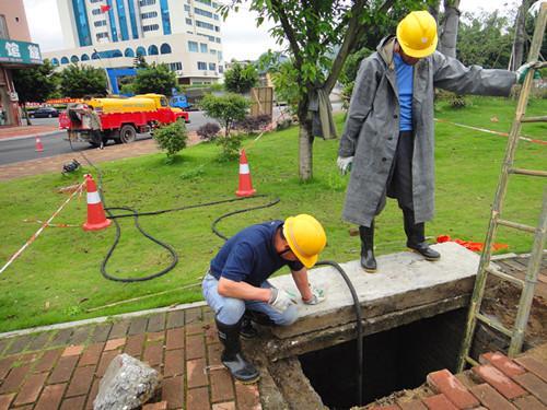 马山镇雨污管道疏通清洗详细解读