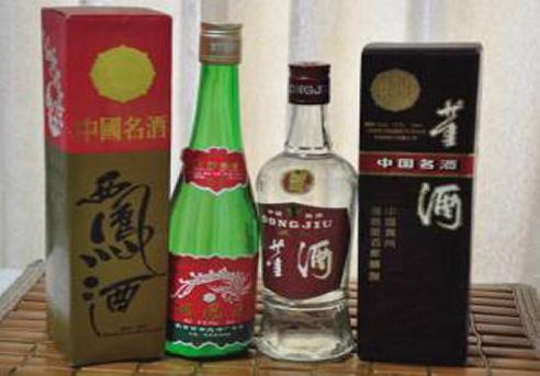 南京江宁区各种年份竹叶青白酒回收再利用