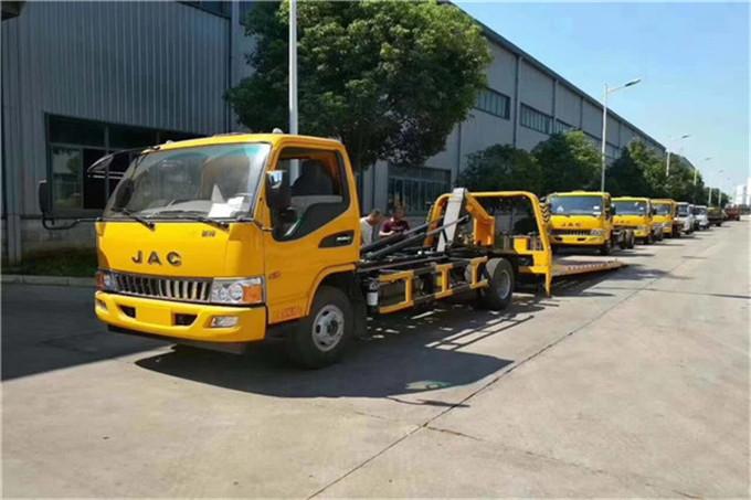 JAC斜板车现车供应