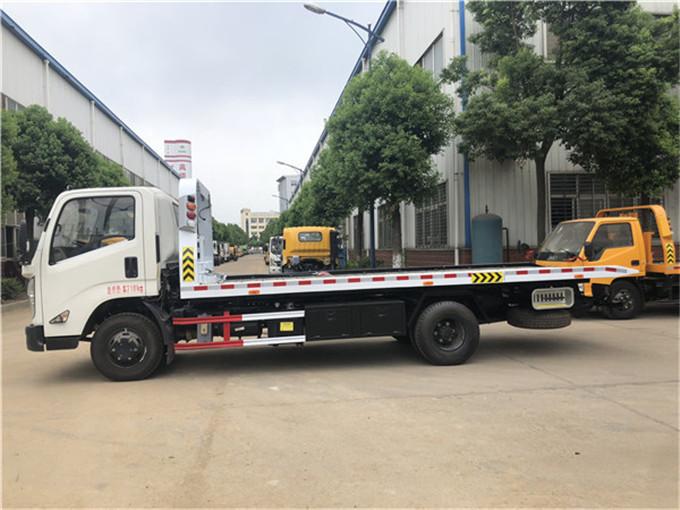 国五救援拖车厂家