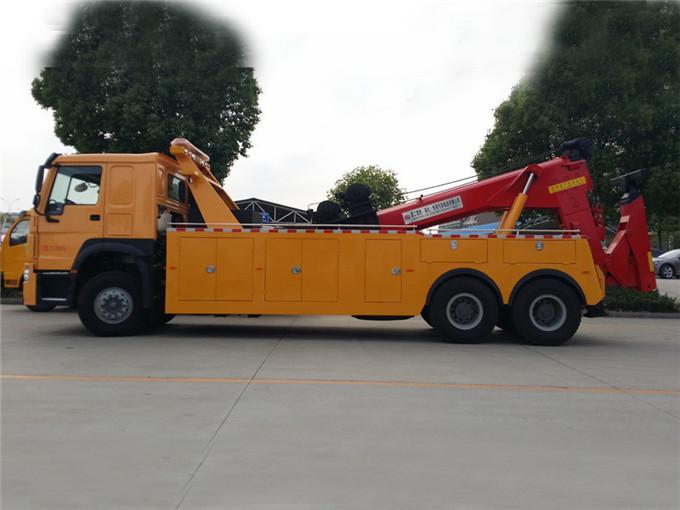 陕汽德龙救援拖车车价格一览表