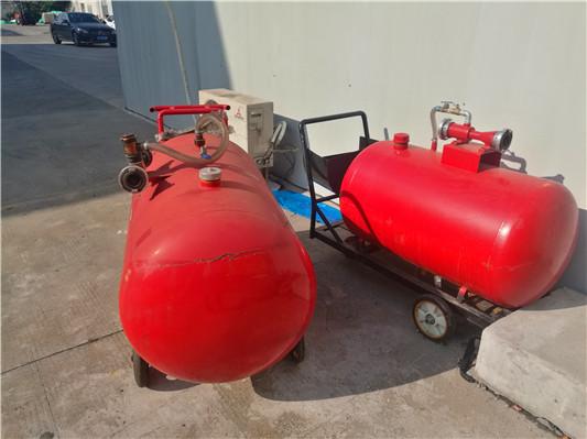 来宾市消防泡沫罐PHYM64/100泡沫灭火装置在线咨询