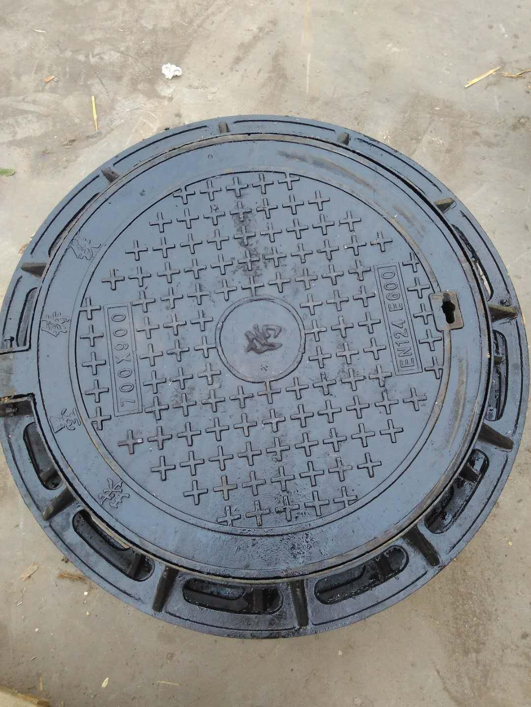 客户满意:球墨铸铁树池篦子井盖海口市来图定做