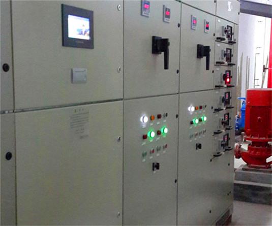灌云消防水泵机械应急启动(消防泵控制柜厂家推荐