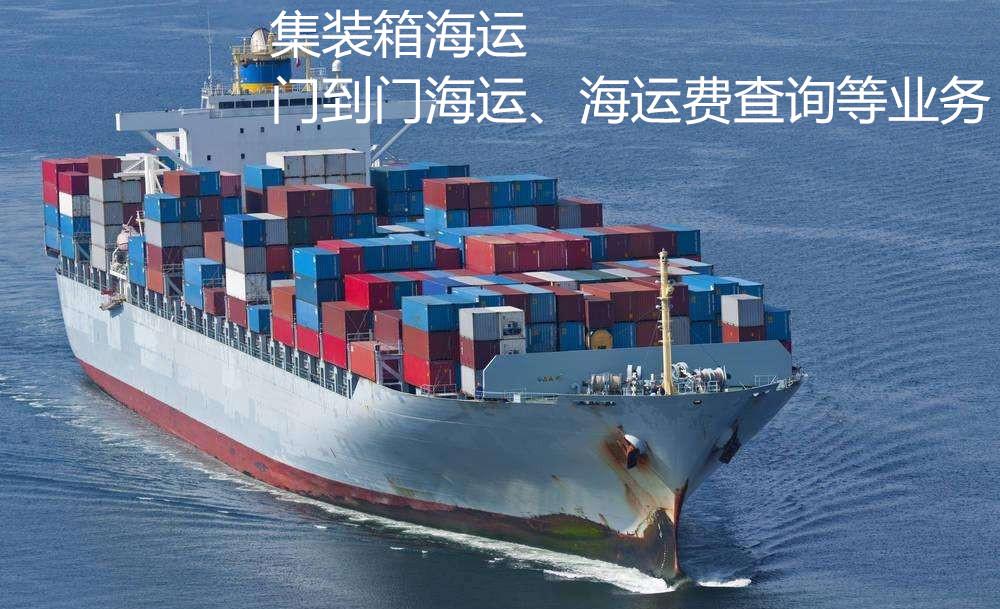 欢迎发货广东蛇口到南京海运公司咨询