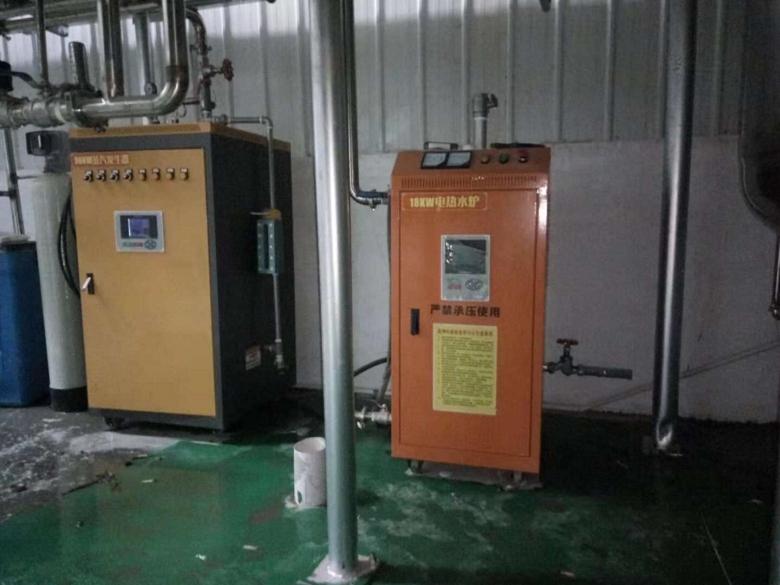小型电加热发生器双开门设计