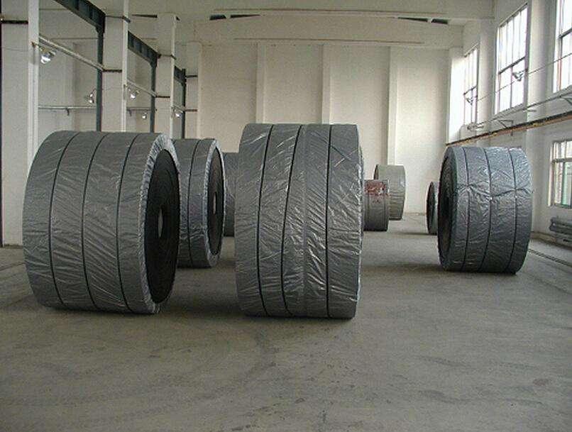 赣州钢丝绳橡胶输送带