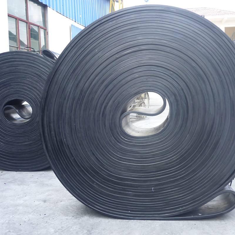 怒江650宽钢丝绳输送带