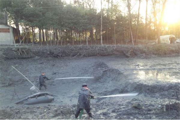 西咸水下清淤工程——(西咸工程全国承包
