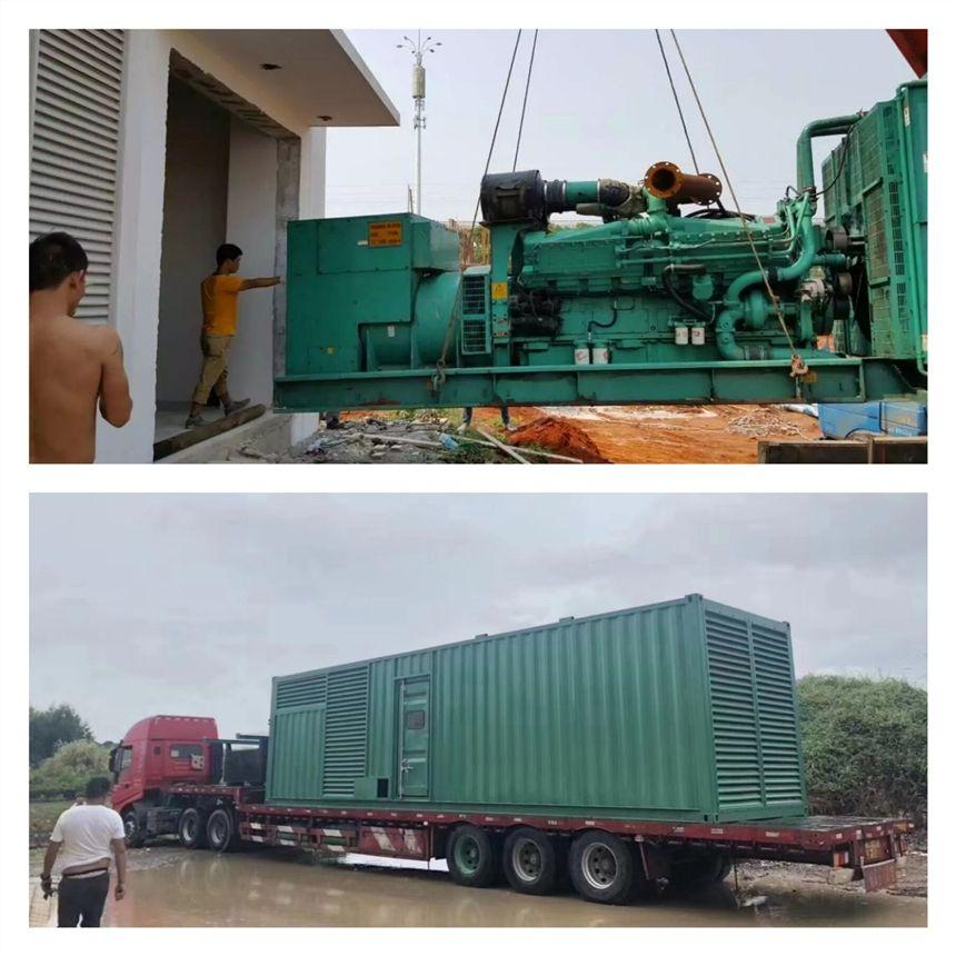 新闻:赣州发电机出租(优先选择)