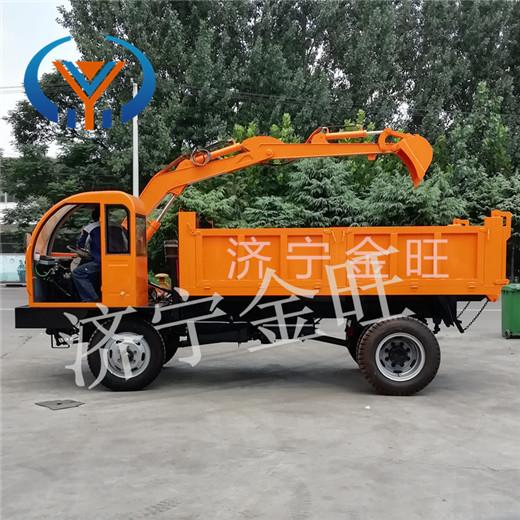 乐昌市10吨随车挖价格 四不像随车挖好用吗