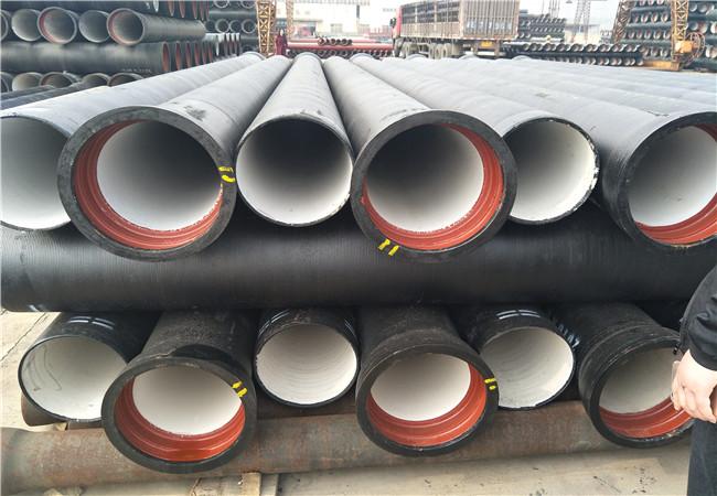 赣州国标球墨铸铁管专业生产厂
