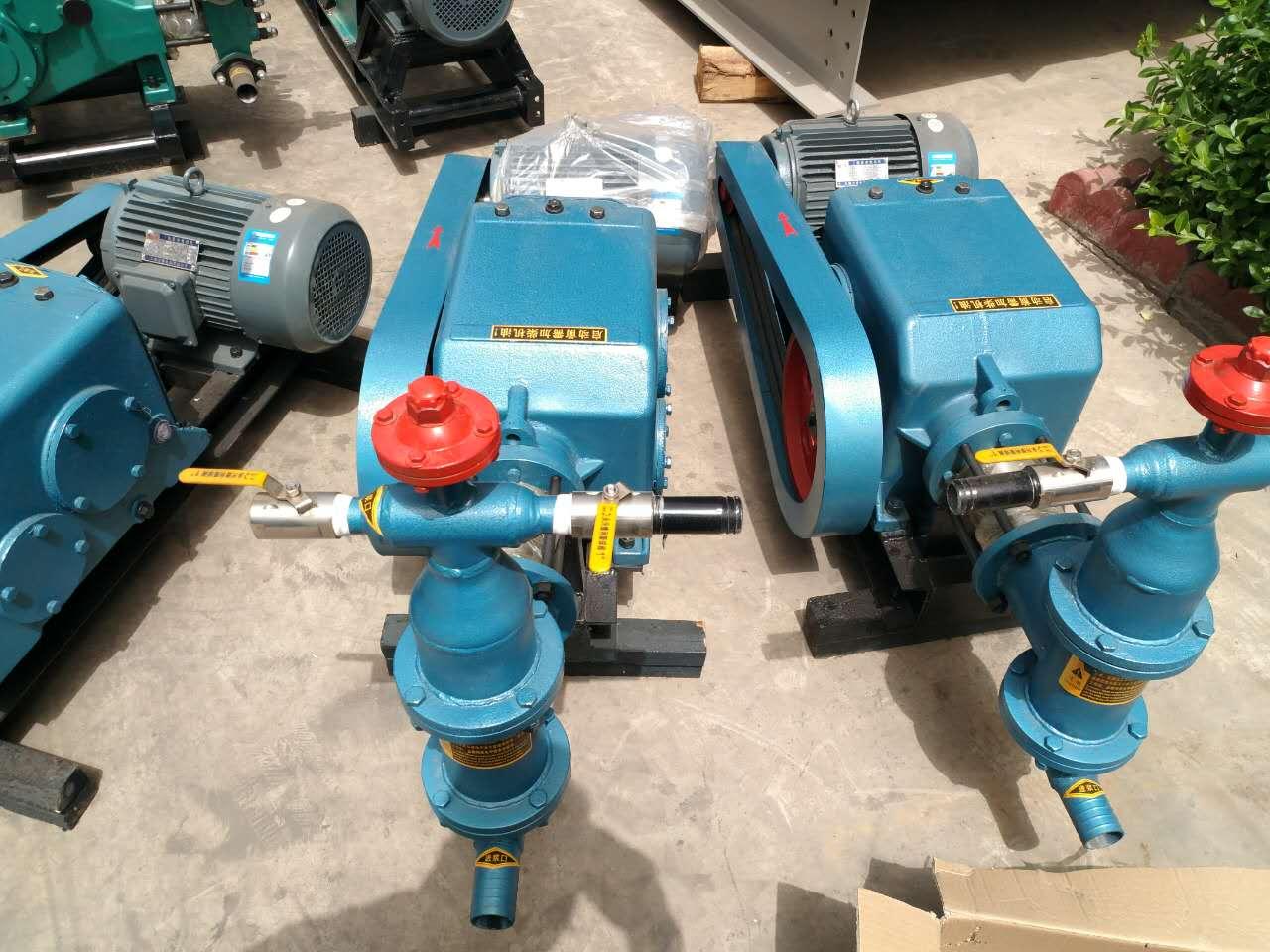 二次結構注漿泵的特點及優點