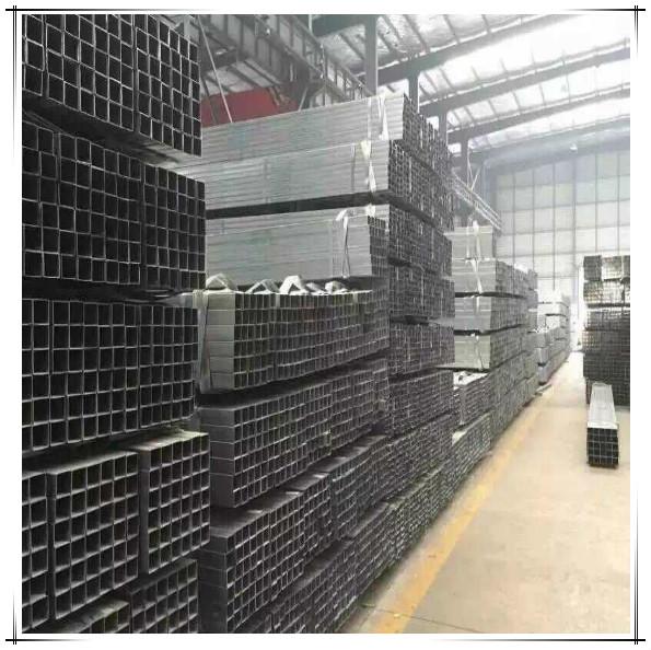 阜阳非标120*120*4.75矩形管厂商