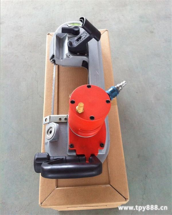 35气动磁力钻孔机fdj-120型风动切割锯图片