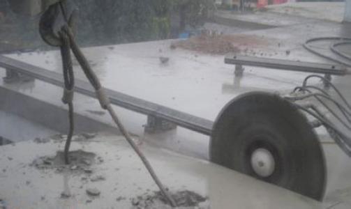 颍州区桥梁栏杆切割拆除一站式服务混凝土切割拆除