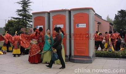 宝鸡美食节移动厕所出租公司