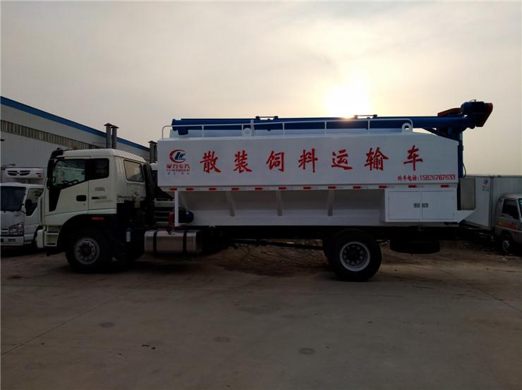 15吨散装饲料罐生产厂家直销