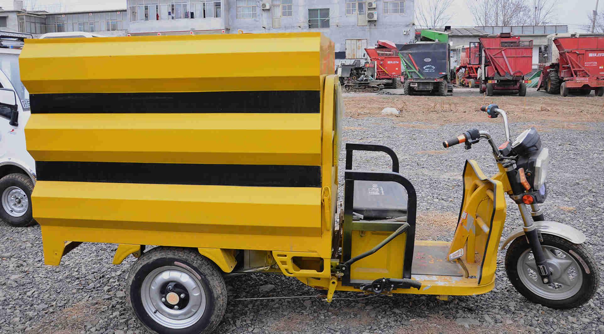 通化小型四轮清洗车哪里有欢迎致电图片