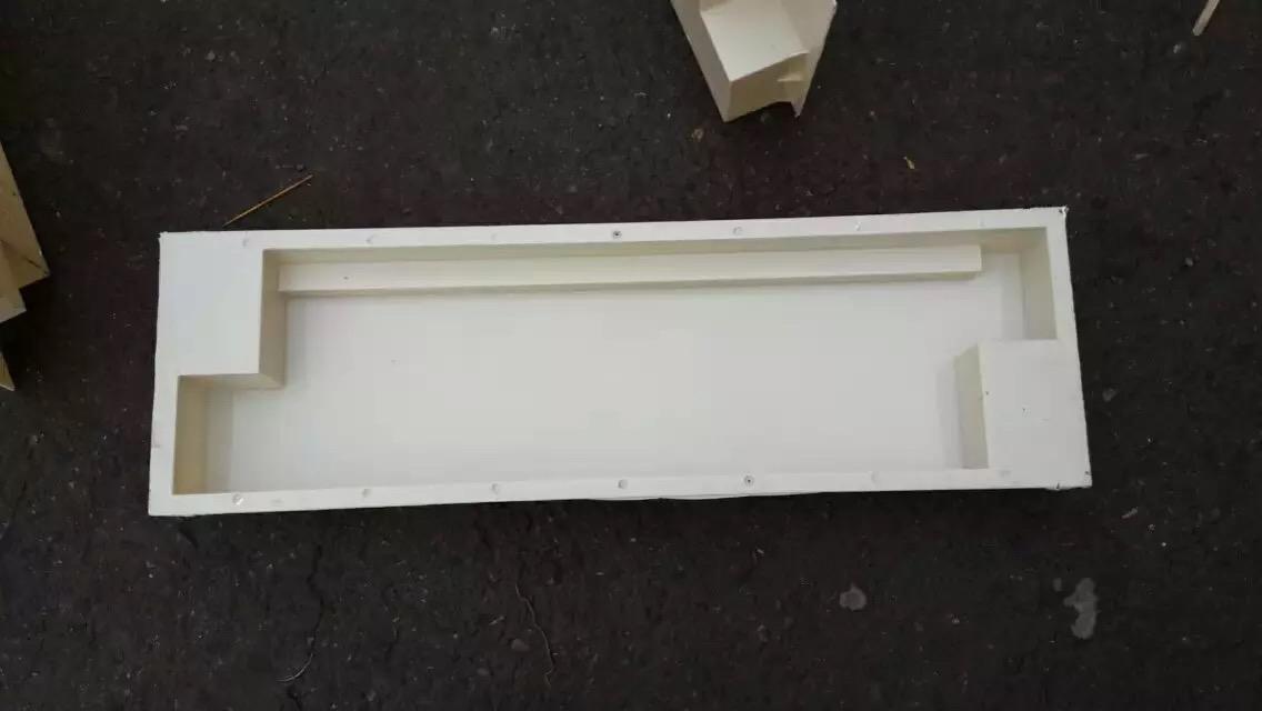 东胜市预制水泥槽盖板模具精度
