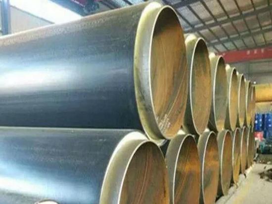 盘县预制直埋式保温管用户满意产品