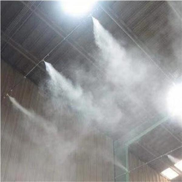 黑龙江外架喷淋喷雾围挡