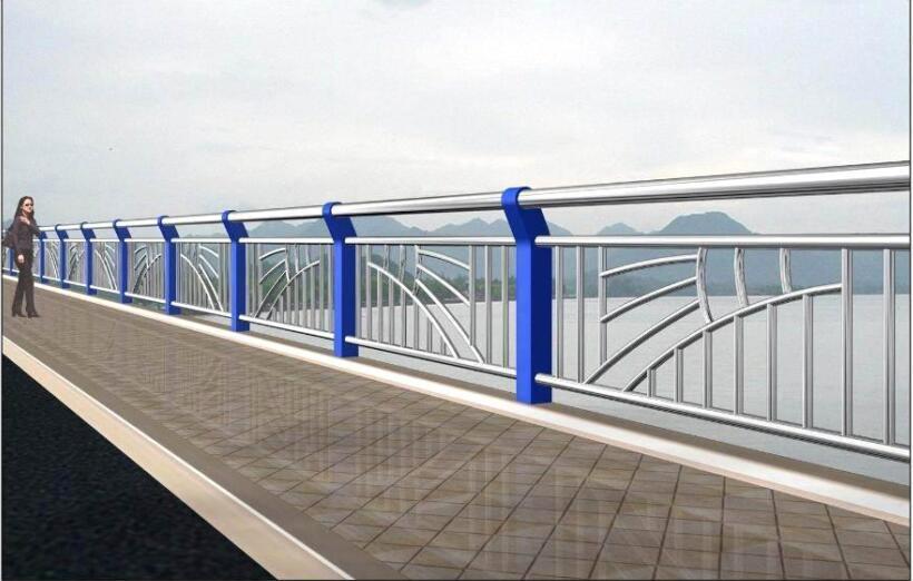 麗江橋梁不銹鋼護欄銷售公司山東焱潤金屬制品