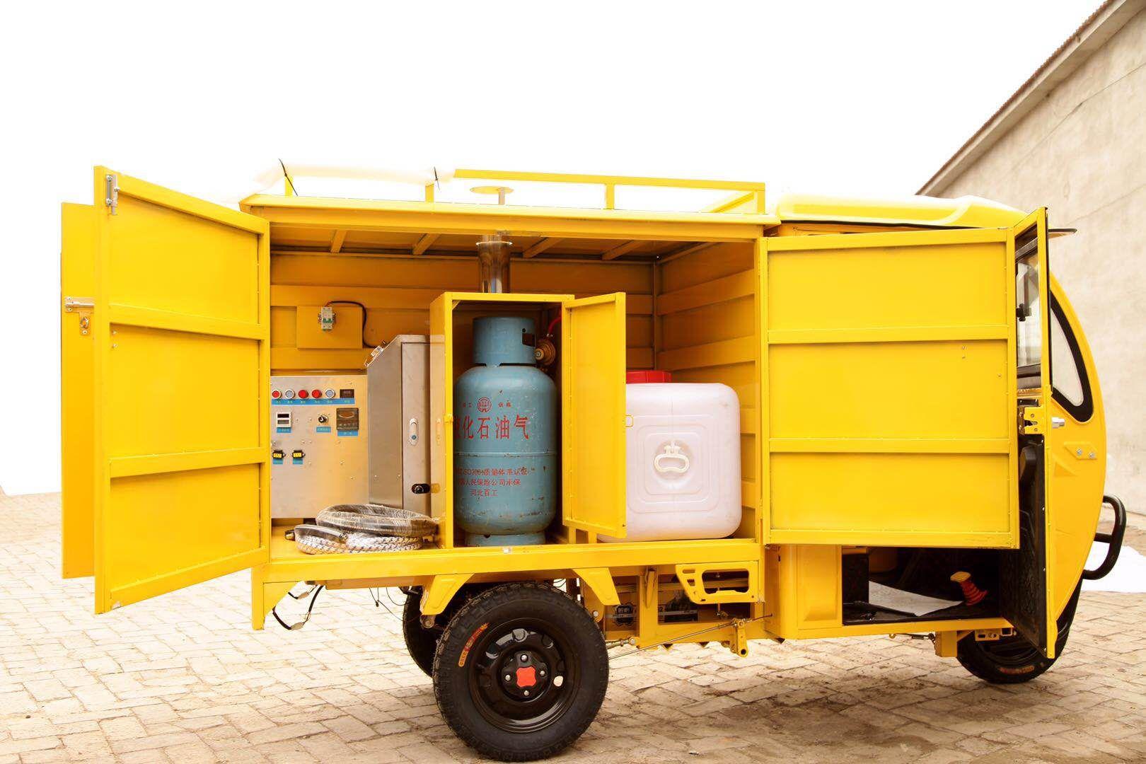 亚博:宜春市万载县店面款蒸汽洗车机多少钱一台