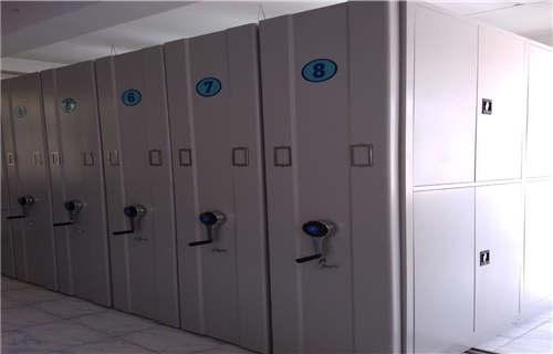 巴彦淖尔档案室活动密集柜使用方法