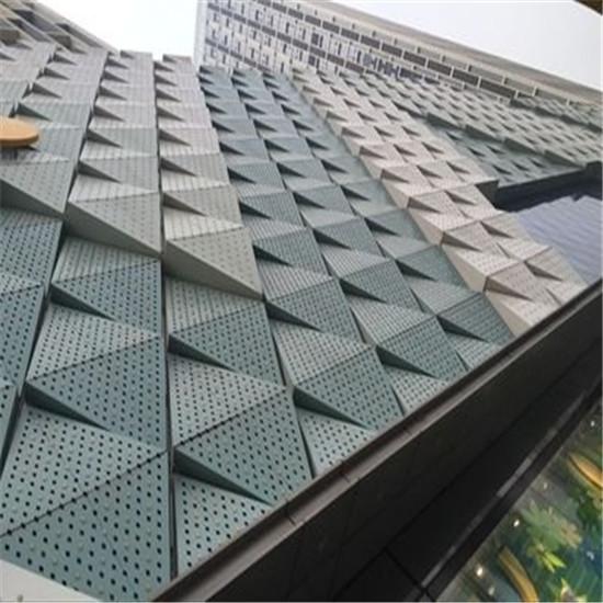 广西柳州市厂价铝单板批发商