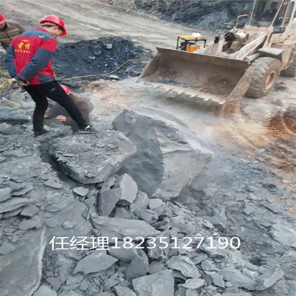 吐鲁番静态机开采矿山机器质保三年