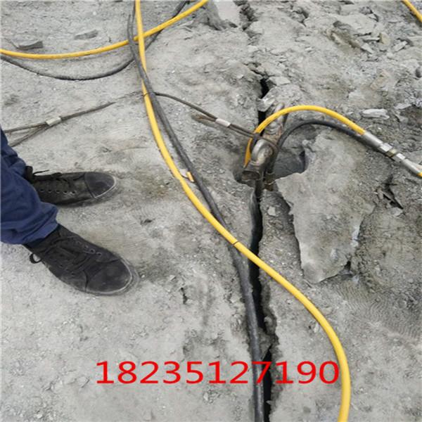 银川矿场开石头器孔距间隔取代人工