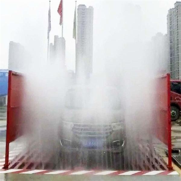 黑龙江鸡西工程洗车平台