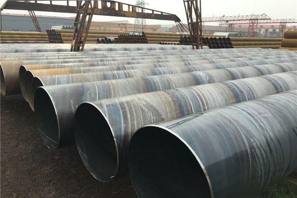赣州地埋排污水用螺旋钢管销售厂家