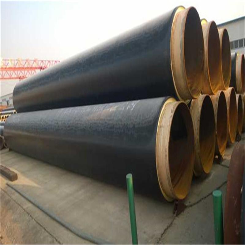 龍州縣直埋聚氨酯保溫鋼管