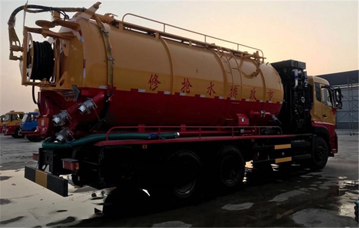 20方20吨吸粪车生产厂家直供