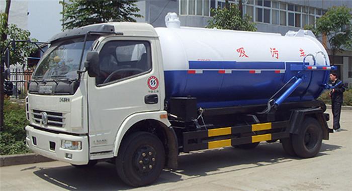 东风单桥市政下水道抢修车支持全国送车